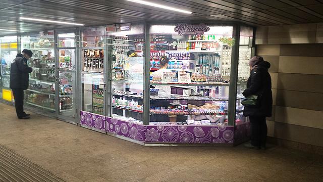 Изготовление на заказ витрин для метро и подземных переходов